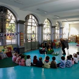 Scuola, materne pronte Bimbi divisi in gruppi stabili