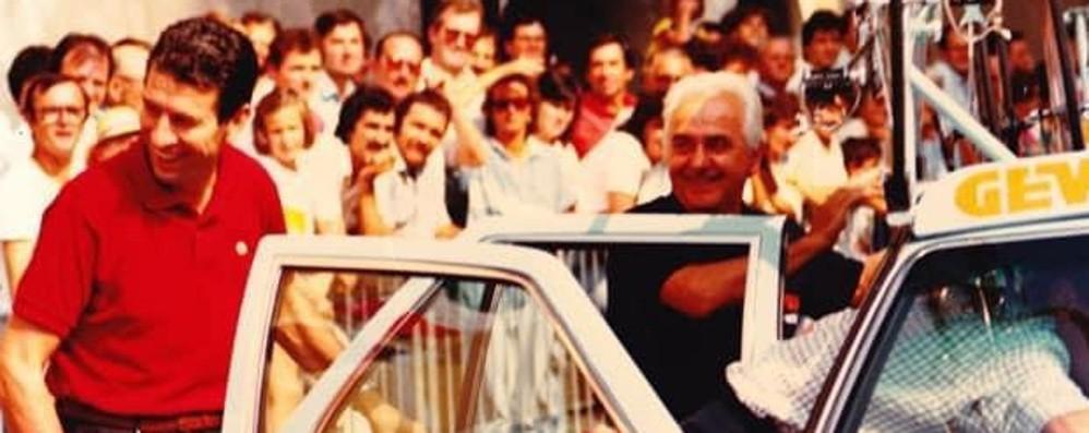 Un anno esatto da Felice Gimondi A 90 anni è morto il suo storico meccanico