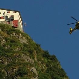 64enne cade a Foppolo, è grave Incidente anche a Valbondione-Foto