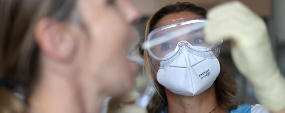 71 nuovi positivi in Lombardia, 1 decesso Coronavirus, a Bergamo ancora 5 casi