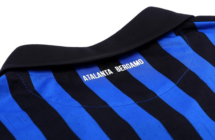 La scritta «Atalanta Bergamo»