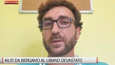 Bergamo-Beirut: un viaggio di solidarietà
