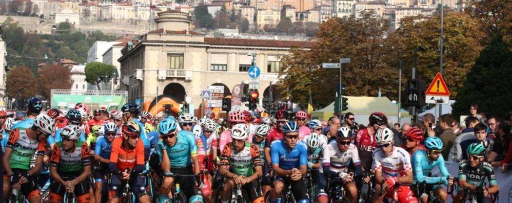 Da Bergamo fino a Como - Il percorso Il 15 agosto c'è il Giro di Lombardia