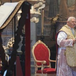 «In Maria Assunta il grande valore della vita» Il Vescovo Beschi celebra l'Assunzione