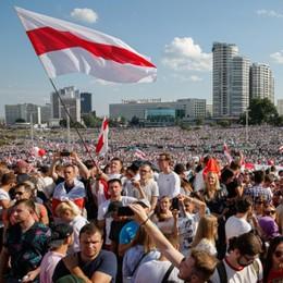 La Bielorussia non ha più paura