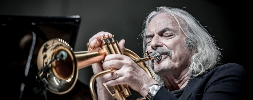 Lazzaretto, torna Bergamo Jazz Mercoledì 19 agosto Enrico Rava