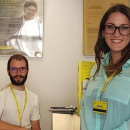 Poste, direttrice a 21 anni La più giovane in Lombardia