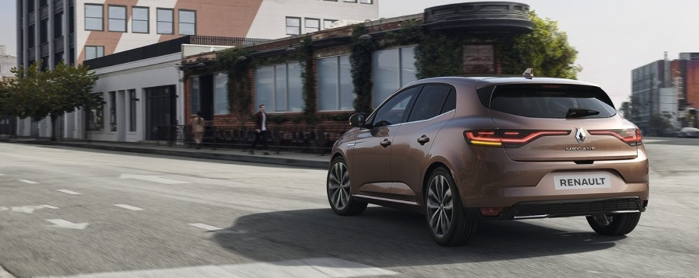Renault rinnova Megane anche in versione ibrida