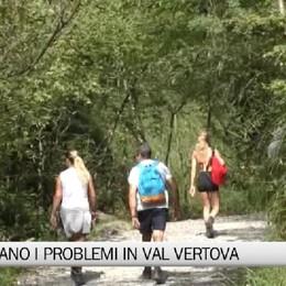 Val Vertova, continuano i problemi anche ad agosto