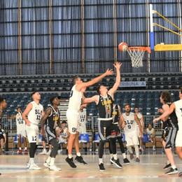 Basket, buona la prima (amichevole) Treviglio batte il Lugano 89-81