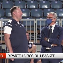 Basket, il raduno della BCC Blu Basket Treviglio
