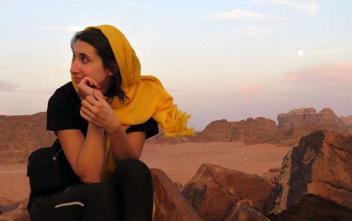 «Da Amman a Dubai: il virus non cancella  il mio sogno»