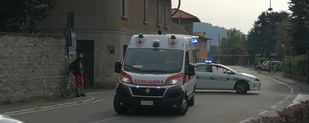 È morto il ciclista caduto al Monte Orfano Aveva 44 anni ed era di Telgate