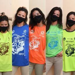 Fotostory delle magliette della Millegradini