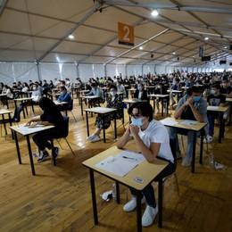 I risultati dei test di Medicina a Bergamo «La nostra scuola è un'eccellenza»
