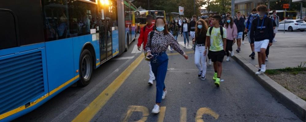 L'appello per i trasporti scolastici: «Fate lavorare anche le aziende private»