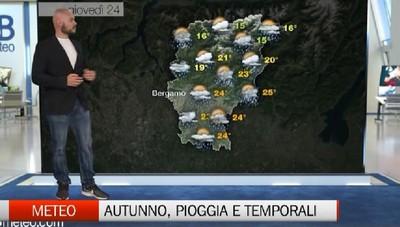Meteo, le previsioni per giovedì 24 settembre