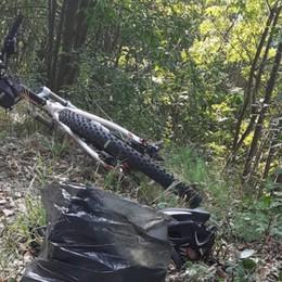 Papà di Telgate morto in mountain bike Giallo sulle cause, c'è una denuncia