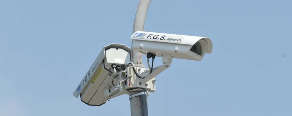 Sicurezza, più telecamere a Bergamo Gandi: e a breve 20 nuovi agenti