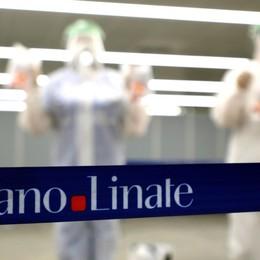 Sperimentazione sui voli per Roma A Linate tampone rapido prima di salire