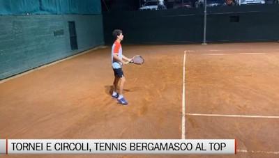 Terzi: Il tennis bergamasco è al top