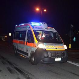 Braciere in casa, 11 intossicati a Leffe Soccorse due  famiglie con 4 bambini