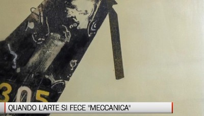 Fondazione Creberg - Quando l'arte si fece «meccanica»