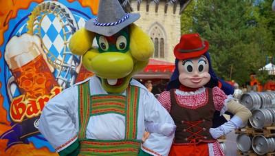 Gardaland Oktoberfest divertimento a tutta birra