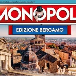 Il Monopoly in versione Bergamo Sostegno alla rinascita post Covid