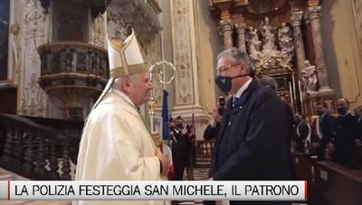 La Polizia festeggia San Michele, il patrono
