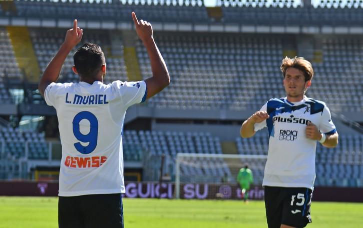 L'Atalanta è sempre uno spettacolo Giocate e super gol, passa a Torino 4 a 2