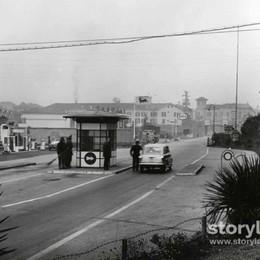 L'autostrada Bg-Mi compie 93 anni Quando il casello era una «casetta»