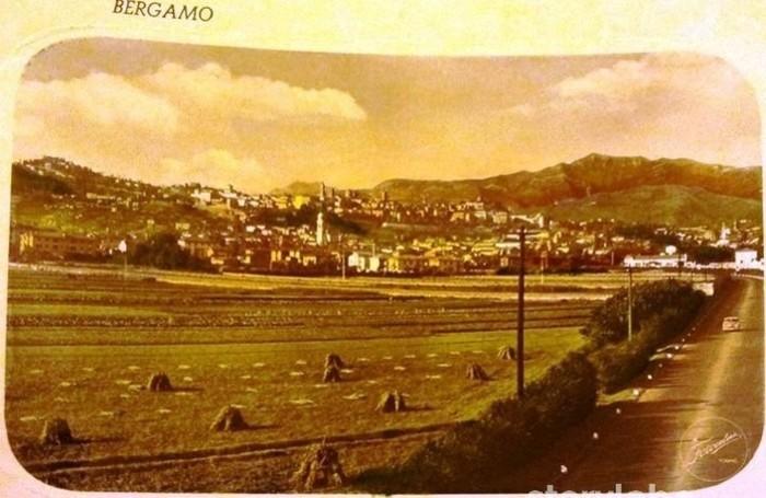 Una cartolina del 1928
