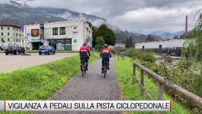 Ponte Nossa, due bici elettriche per i carabinieri in congedo