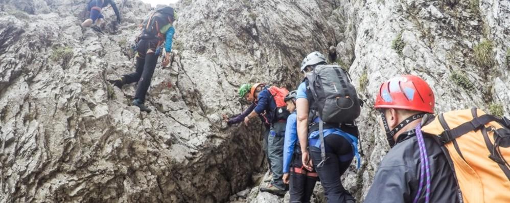Presolana, il 3 ottobre si celebra l'impresa Sono 150 anni dalla conquista della cima
