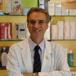 Riconoscimento a farmacista bergamasco Premio «Coraggio» a Petrosillo