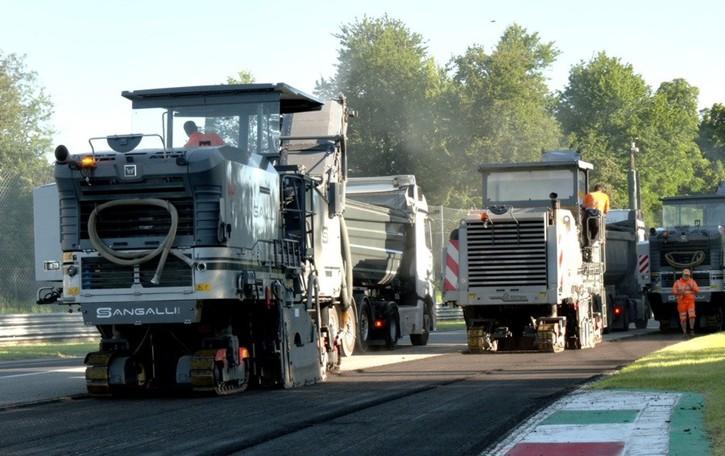 Tracciato da Formula Uno a Monza Mapello, la Sangalli spa conquista la pole