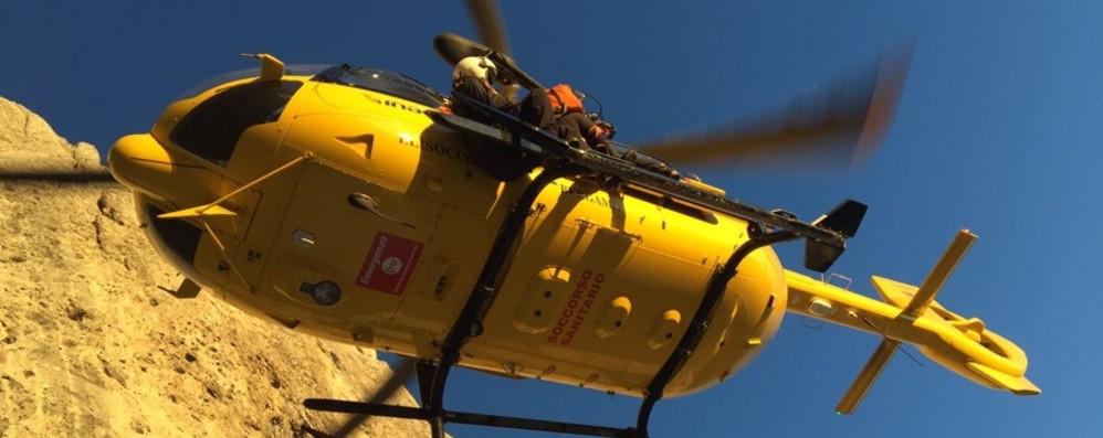 Tragico incidente in montagna Precipita per 400 metri, muore 22enne