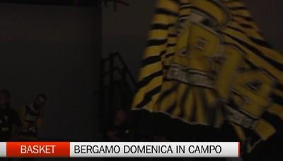 Bergamo Basket si prepara alla discesa in campo e presenta squadra e sponsor