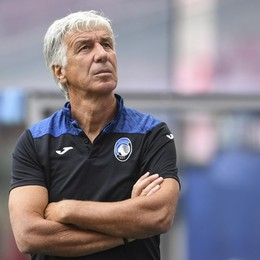 Gasp, con la Lazio partita di cartello «Covid, dobbiamo aumentare l'attenzione»