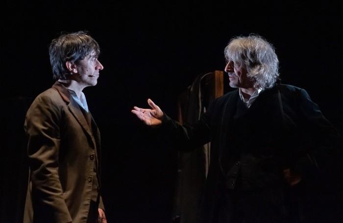 Luigi Lo Cascio e Sergio Rubini in Dracula