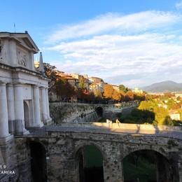 «Porta San Giacomo d'autunno...»