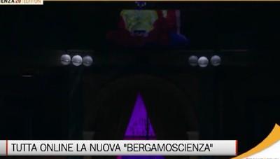 Tutta online la nuova edizione di BergamoScienza