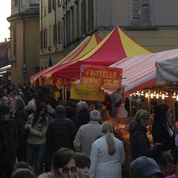 Alzano, salta la fiera di San Martino Il sindaco: «Situazione sanitaria incerta»