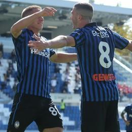Atalanta-Cagliari, la match analysis. Possesso batte lanci lunghi. E Papu trova un gol da tuttocampista. 8 grafiche