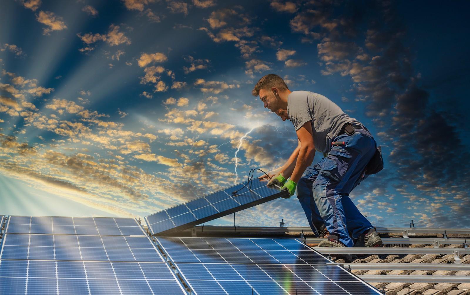 Bonus 110%, per il fotovoltaico la detrazione raddoppia a 96mila euro
