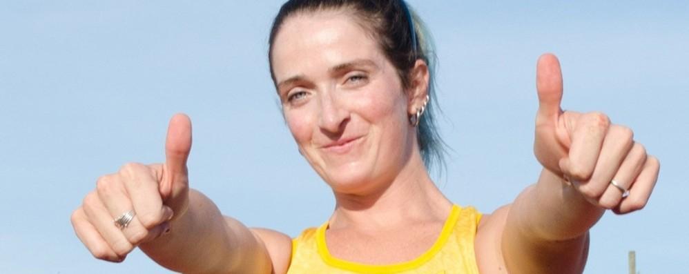 Caironi da record ai campionati italiani Eguaglia se stessa saltando 5 metri