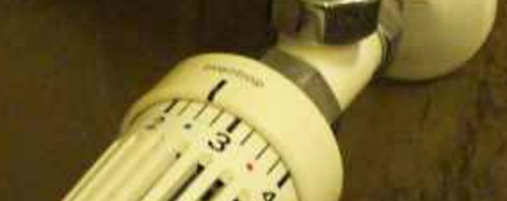 Caloriferi, nessun anticipo Accensione dal 15 ottobre