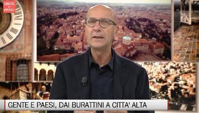 Gente e Paesi, tappe a Cazzano Sant'Andrea, Lovere, Valsecca e Città Alta