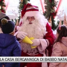 Gromo, torna la Casa Bergamasca di Babbo Natale